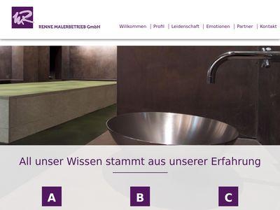 Renne Malerbetrieb GmbH