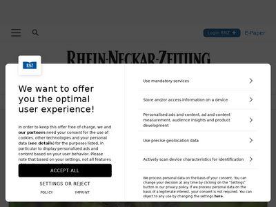Rhein-Neckar-Zeitung GmbH