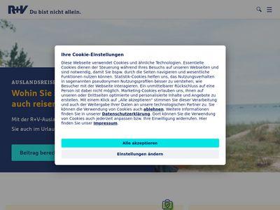 R+V Versicherung Filialdirektion Karslruhe