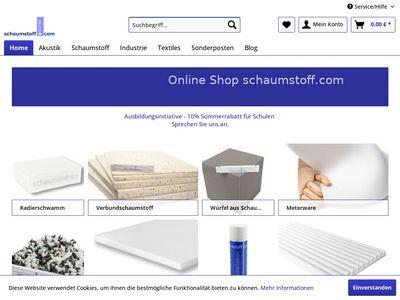 Schaumstoff.com