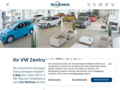 VW Autohaus-