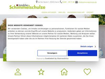 Immobilien Schimmelschulze GmbH
