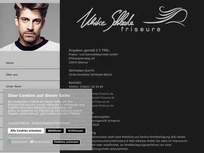 Friseur- und Kosmetik- betriebe GmbH
