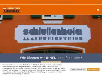 Schluttenhofer GmbH Malereibetrieb