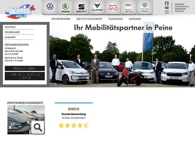 Autohaus Gebr. Schmidt GmbH Peine