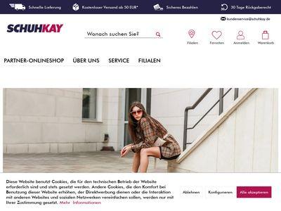 KG Schuh Kay GmbH & Co