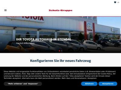 Die M&S Autohaus GmbH Stendal