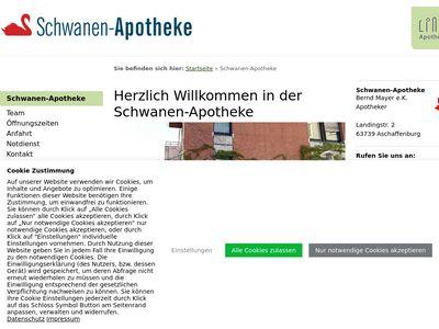 Bernd Mayer Schwanen Apotheke