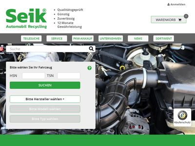 Seik Automobil Recycling GmbH