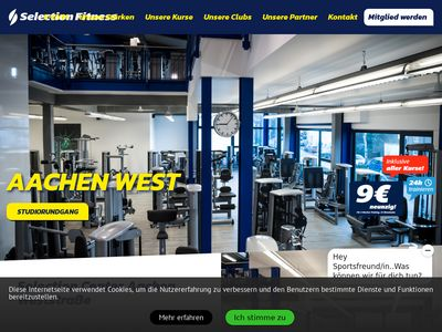 Selection Fitness Center II GmbH