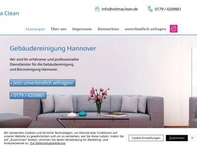 Die professionelle Gebäudereinigung in Hannover