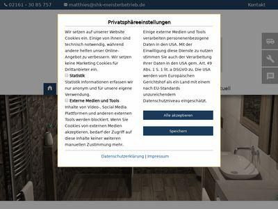 Matthies Sanitär und Heizung GmbH