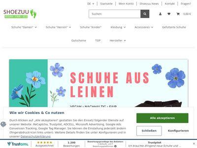Shoezuu Online Store