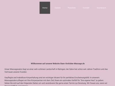 Siam Orchidee Massage