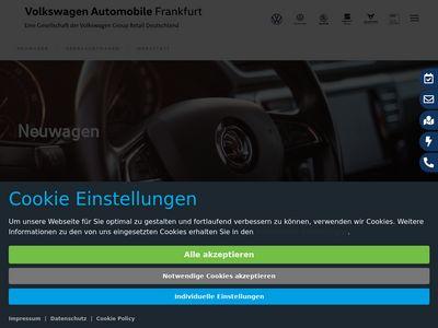 Volkswagen Automobile Frankfurt GmbH