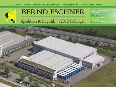 Spedition & Logistik Bernd Eschner e.K.