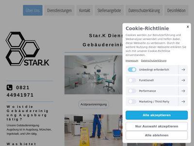 Star.K Dienstleistungen - Gebäudereinigung