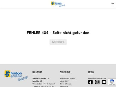 Steinbach GmbH & Co. Spedition KG