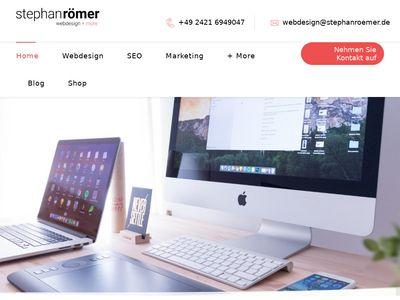 Stephan Römer | webdesign + more