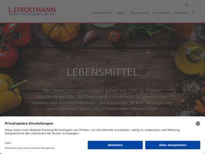 L. Stroetmann Lebensmittel GmbH