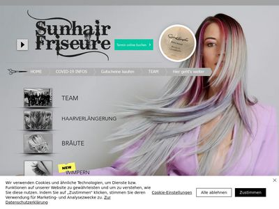 Sunhair Friseure Elvira Hensel