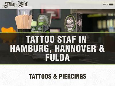 Tattoo Staf Hamburg