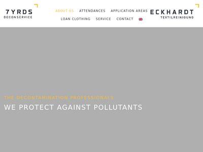 Textilreinigung Eckhardt GmbH