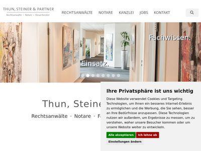 Thun, Steiner & Partner