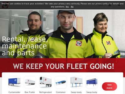 TIP Trailer Services Germany