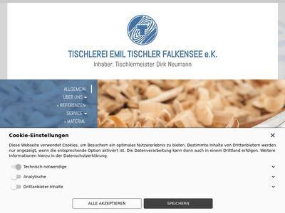 Tischlerei Emil Tischler