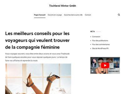 Tischlerei Manfred F. Winter GmbH