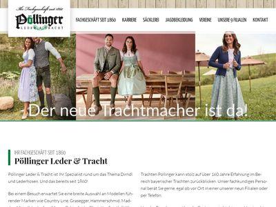 Pöllinger TRACHT & LEDER