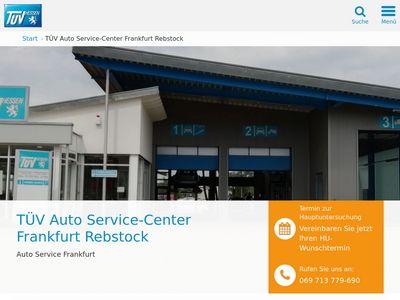 TÜV Service-Center Frankfurt