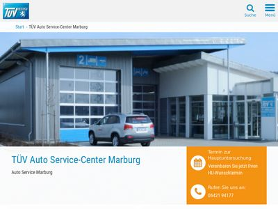 TÜV Service-Center Marburg