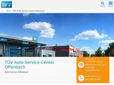 TÜV Service-Center Offenbach