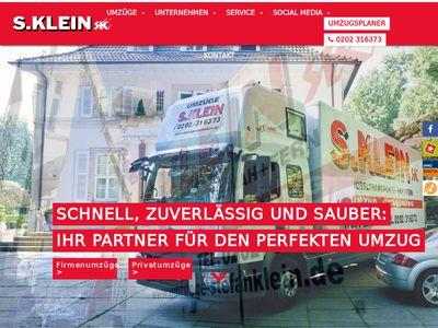 Umzüge S. Klein GmbH & Co. KG
