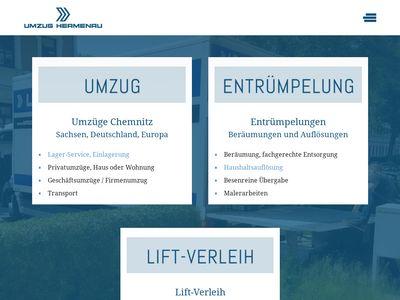 Umzug - Hermenau