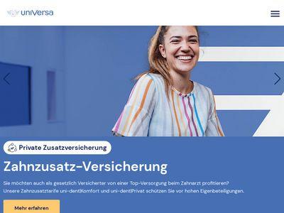 UniVersa Lebensversicherung a.G.