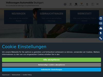 Volkswagen Automobile Stuttgart
