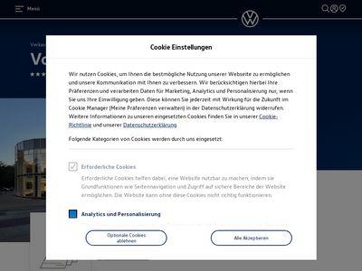 Volkswagen Zentrum Kiel - Schmidt & Hoffmann