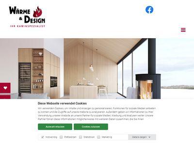 Wärme & Design GmbH, Jürgen Vacker