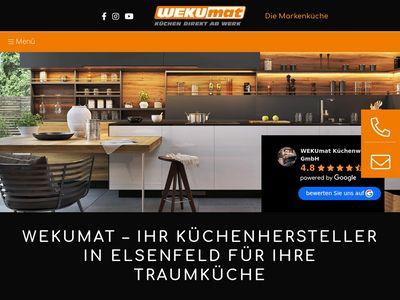 WEKUmat Küchenwerk Werner Kühn e.K.