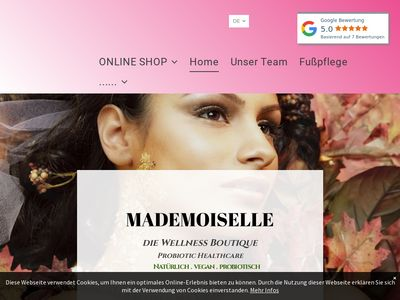 Mademoiselle Wellness Boutique