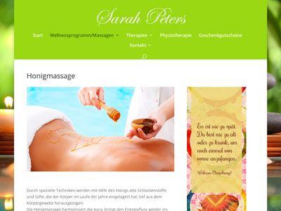 Wellness Massagen Peters