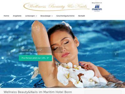 Wellness Beauty&Nails im Maritim Hotel Bonn