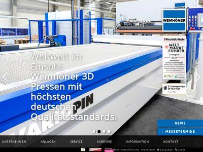 Wemhöner Fördertechnik GmbH