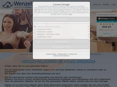 Wenzel Immobilien Erfurt