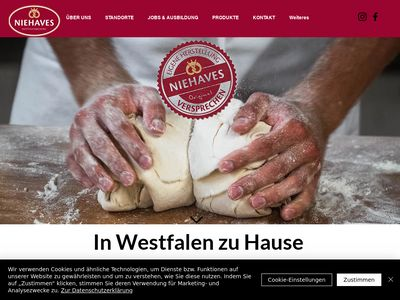 Bäckerei Konditorei Niehaves GmbH & Co