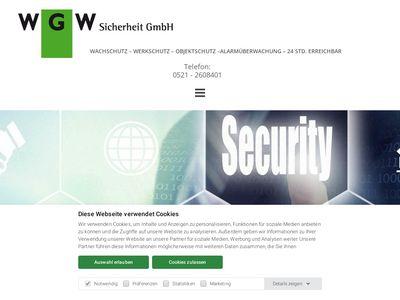 WGW Sicherheit GmbH