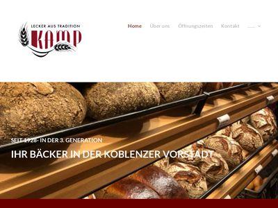 Bäckerei Konditorei Sascha Kamp